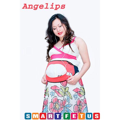 Tai nghe bà bầu 4 loa Smart Fetus Angelips đảm chất lượng âm thanh tốt nhất